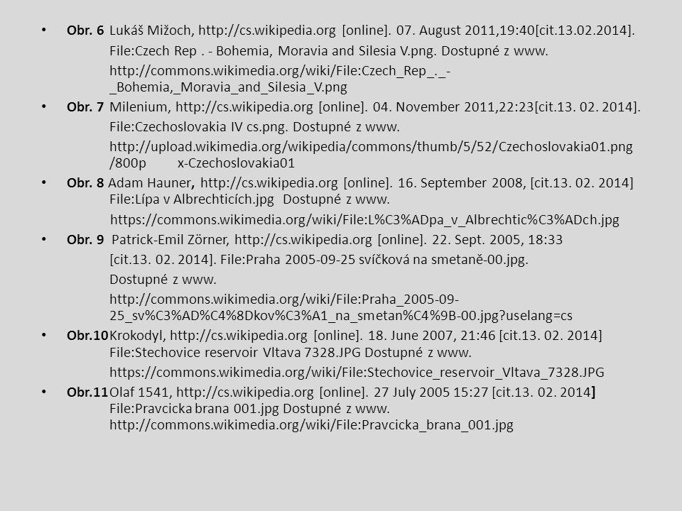 Obr. 6. Lukáš Mižoch, http://cs. wikipedia. org [online]. 07